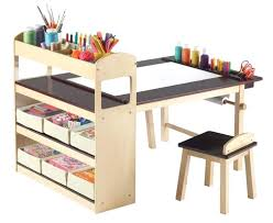 desk storage bins kids desk art desk for kids with storage bins activity study school chairs