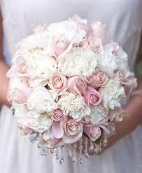pink bouquet blush pink wedding bouquets archives weddings romantique