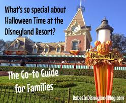if you haven u0027t visited disneyland at halloweentime here u0027s what