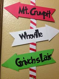 grinch sign grinchmas pinterest grinch grinch christmas and