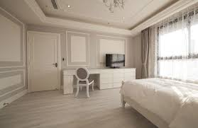 Laminate Bedroom Flooring Minimalist Quality Loft House Interior Design