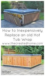 tub cabinet replacement how to repair and restore a tub the created home