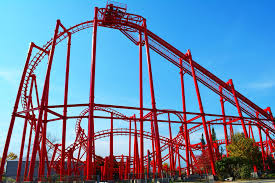 Six Flags In Kentucky Best Amusement Parks In America For Roller Coaster And Water Rides