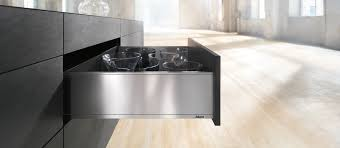 Urban Kitchen Blum - fittings for all living areas by blum in india
