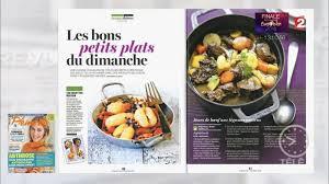 2 telematin recette cuisine replay télématin télématin revue de presse magazine du 27 01 du