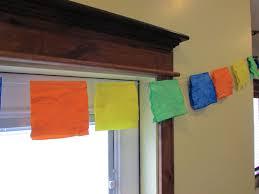 a lively hope tibetan prayer flags diy craft for kids
