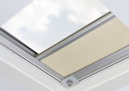 arf d group ii manual blackout roller blind to suit flat roof