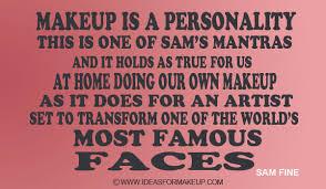 Makeup Artist Quotes For Business Cards Makeup Artist Quotes Makeup Toturials