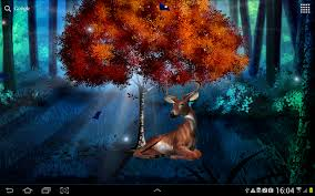live halloween wallpapers for desktop magic forest live wallpaper android apps on google play