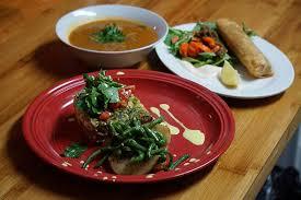 cuisine alg駻ienne traditionnelle constantinoise restaurant la constantinoise gastronomie sherbrooke