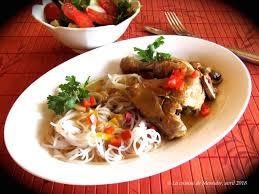 cuisine asiatique poulet la cuisine de messidor poulet braisé à l asiatique