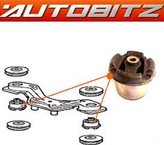 rear differential honda crv fits honda cr v crv 1997 2012 rear axle differential diff mount