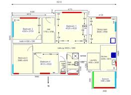 simple rectangular house plans free floor plan maker with home
