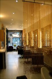 champagne gold luxurious acrylic crystal bead curtain memories