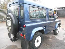 land rover defender 90 for sale used 1997 land rover defender 90 tdi 6 seater for sale in