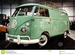 volkswagen classic van wallpaper volkswagen vintage van editorial stock image image 23446854