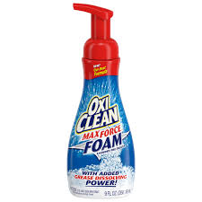 Best Clothing Stain Remover Oxiclean Max Force 9fz Foam 9oz