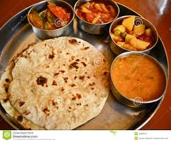 different indian cuisines indian food stock image image of salad naan rice dinner 42805675