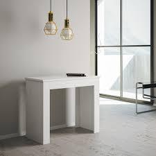 tavoli consolle allungabili prezzi tavolo consolle allungabile tavoli consolle in legno made in italy