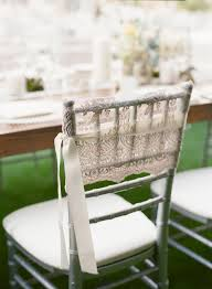 wedding chair covers that aren u0027t at all cheesy u2014we promise brides