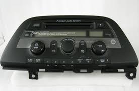 honda odyssey anti theft radio code honda odyssey 2005 2007 cd6 xm premium radio a200 1pu0
