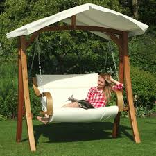 12 ideas of outdoor swing chair with canopy