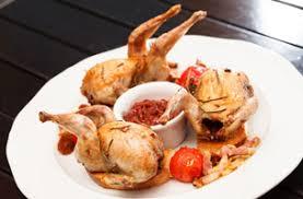 cuisiner la caille temps de cuisson caille et accompagnements femmezine fr