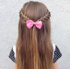 fanciful girls hairstyles for girls on any occasion