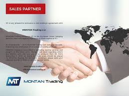 Excellent Sales Montan Trading News
