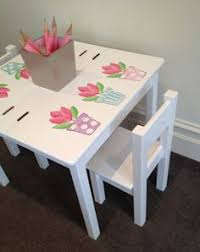 Baby Desk Desk And Chair Set Tulip Table And Chair Set Children U0027 Baby