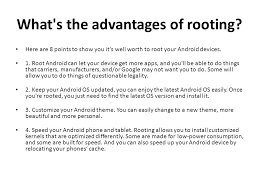 how to root an android tablet how to root android phone and tablet for free and safe ppt