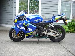2006 honda rr 600 2006 honda cbr 600 rr movistar pics specs and information