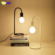 Small Table Lamp Black Aliexpress Com Buy Fumat Table Lamps Nordic Metal Table Light