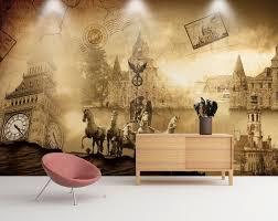 wallpaper for livingroom classic living room background