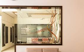 Glass Partition Walls For Home by Enchanting Designer Glass Partition 44 For Home Remodel Ideas With