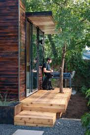 92 square foot backyard office by sett studio contemporist