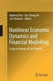 nonlinear economic dynamics and financial modelling ebook by