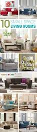 Rooms To Go Sofa Beds 173 Best Lovely Living Spaces Images On Pinterest Living Spaces