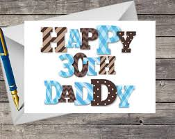 daddy birthday card etsy