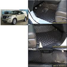 nissan finance uk ppi free shipping waterproof car floor mat for nissan patrol y62