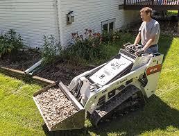 bobcats excavators attachments equipmemt rental alexandria mn