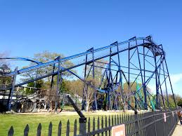 Goliath Six Flags Georgia Six Flags Over Georgia Update Coaster101