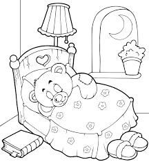 teddy bear colouring free coloring pages on art coloring pages