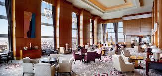 Lounge The Lobby Lounge The Ritz Carlton Tokyo