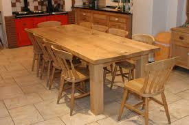 different types and styles from farmhouse dining tables design
