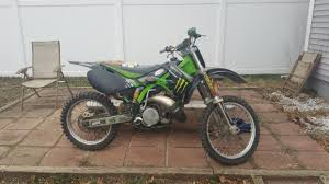 2001 kx 500 kawasaki motorcycles for sale