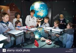 Medical Student R by Medical Student Daniel Wobetzky C Explains Human Anatomy To A