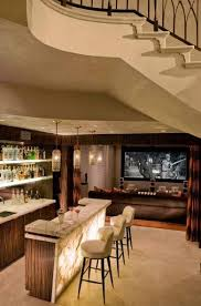 home bar interior 21 stunning modern basement designs modern basement basements