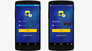 android gui designer github androidcss android material design user interface login