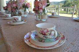 pretty english rose kitchen tea loulou jones party event